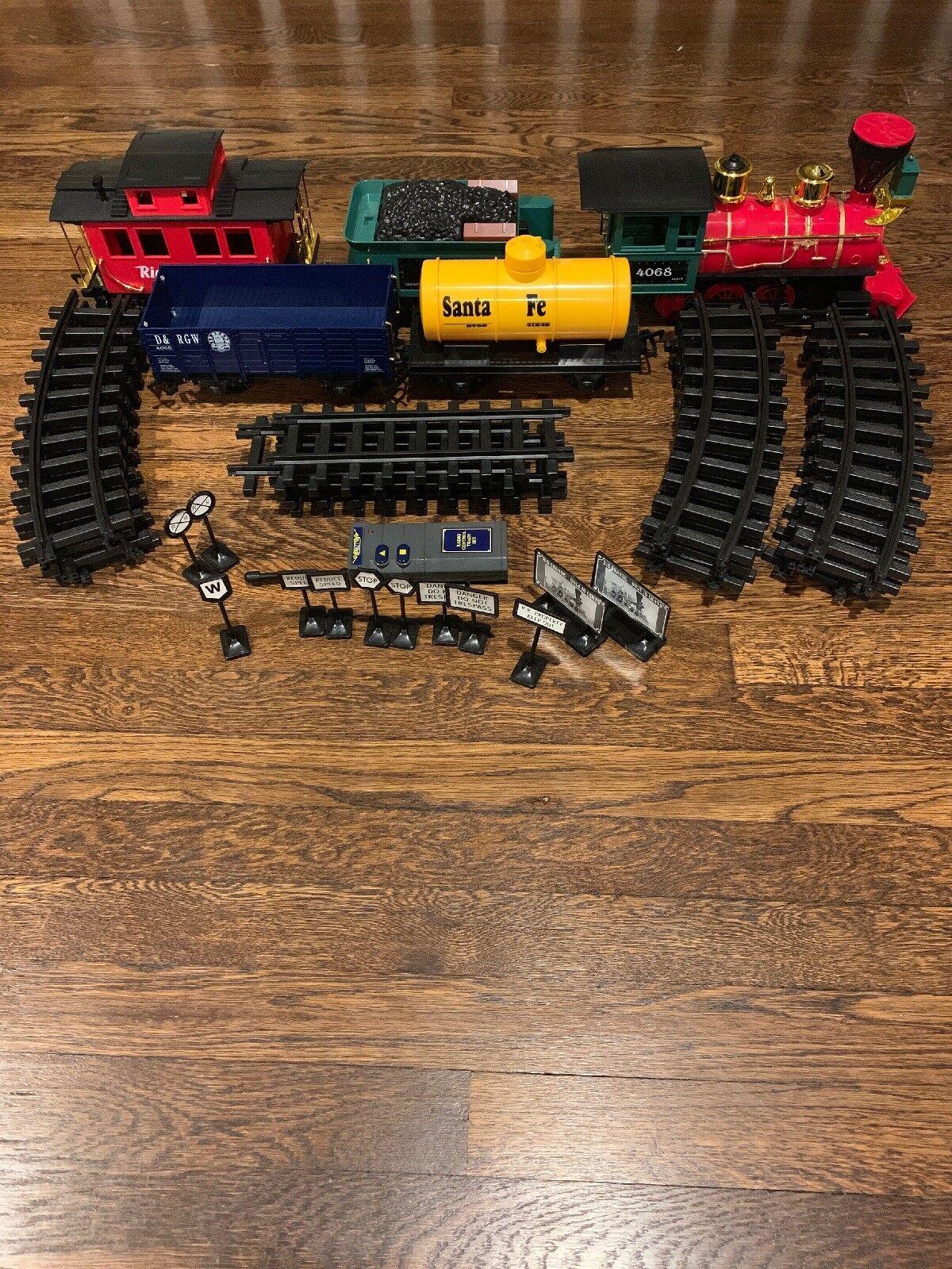 Scientific Toys Grand Canyon Express Train Set