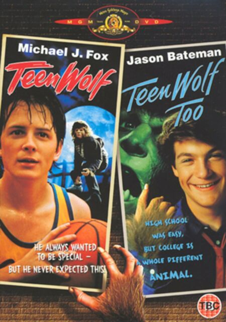 Teen Wolf / Teen Wolf Too DVD