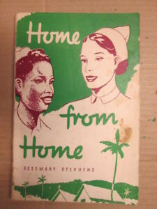 Acceptable-HOME-FROM-HOME-Stephens-Rosemary-1962-01-01-Light-foxing-Stai