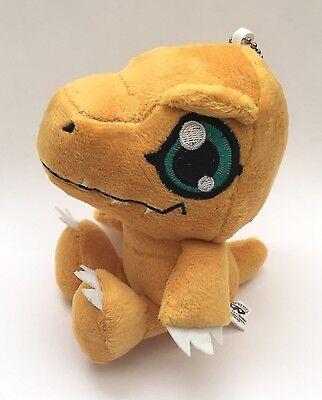 Banpresto Digimon Adventure Cute 4/'/' Mascot Keychain Plush ~ Palmon DG11