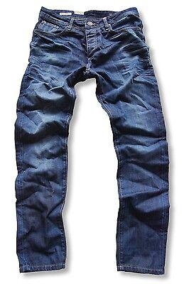 JACK & JONES - TIM ORIGINAL - JOS103 - Slim Fit - Men / Herren Jeans Hose