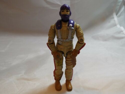 G.I joe action force figurine GYRO-VIPER V1 de 1987