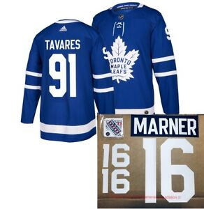 official photos 97387 c79ee Details about Toronto Maple Leafs 2018/19 Name Number Jersey Kit! NHL  Official Twill 5 Players