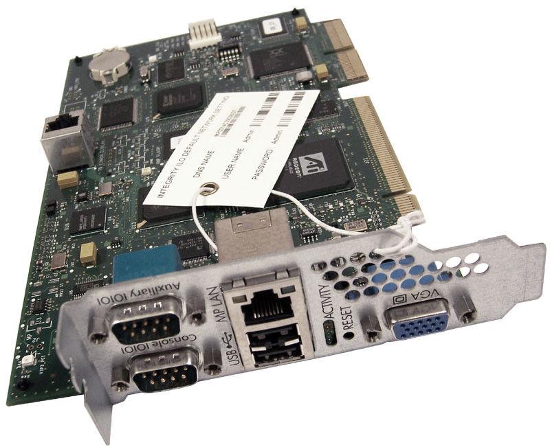 HP RX3600 RX6600 Core IO Board with VGA AB463-67003 AB463-80003 Rev.A5 Card