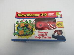 TEENAGE-MUTANT-NINJA-TURTLES-VIEW-MASTER-3-D-FEATURING-TMNT