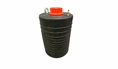 """Commercial Series Inflatable Test Ball//Pipe Plug w// .5/"""" Bypass Sava S4//6 4/""""-6/"""""""
