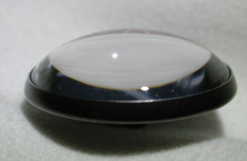 "Crystal Dome Button Black /& White Yin Yang Cat Kitties 1/""  FREE US SHIPPING"