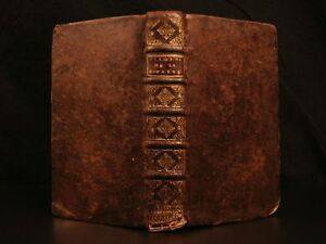 1684-Bible-Of-Royalty-Pelisseri-Nimrod-Tour-de-Babel-Francais-Litterature