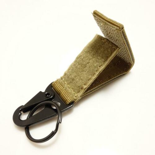 Men´s Outdoor Sports Military Tactical Nylon Waistband Canvas Web Belt Dazzling@