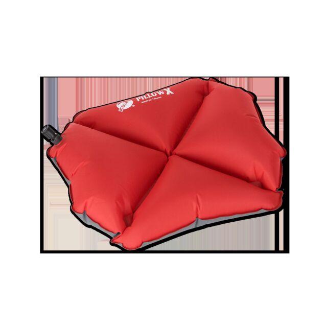 NEW Klymit Pillow X Ultralight Durable Comfortable Air Pillow / Pad 12PXRd01C