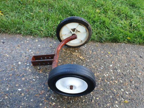 Merry Tiller Transport Wheels