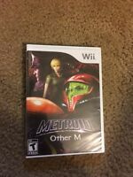 Brand Sealed Metroid: Other M Nintendo Wii