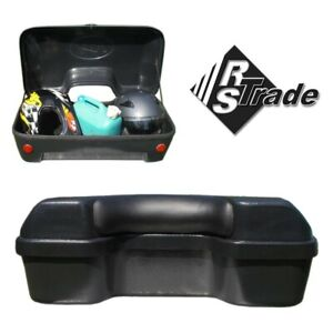 ATV 90 L Box Quad Koffer Top Case Quadkoffer Transportbox Gepäcktasche Staubox