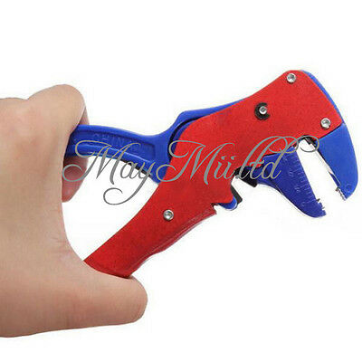 Automatic Cable Wire Stripper Self Adjusting Crimper Stripping Cutter Parrot Z