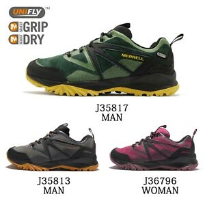Details about Merrell Capra Bolt Leather Waterproof WTPF Man Women Outdoors Hiking Shoes Pick