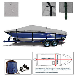 Crownline-224-CCR-Cruiser-Cuddy-cabin-Trailerable-Boat-Storage-Cover