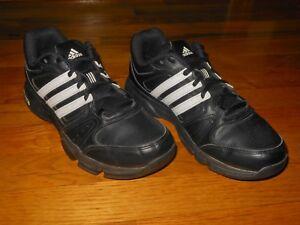Details about Adidas Barracks F9 men's leather training shoes Sz 8 M Excellent condition