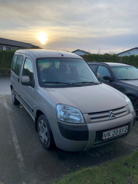 Citroën Berlingo, 1,6i 16V Multispace, Benzin, 2003, km…