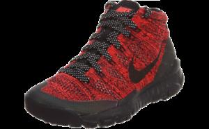 Nike Womens Flyknit Trainer Chukka Sneakerboot Sneakers 805093-603 size 8.5