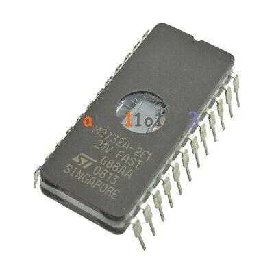 5 PCS M2732A-2F1 M2732A EPROMs ST CDIP24 NEW