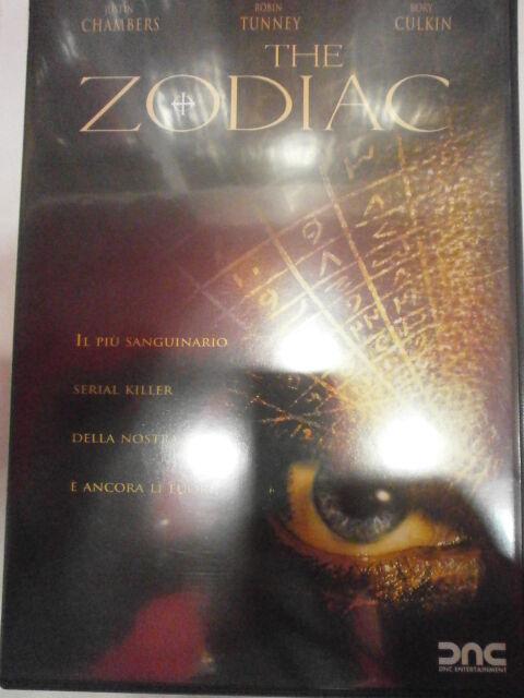 THE ZODIAC - DVD ORIGINALE - visitate il negozio ebay COMPRO FUMETTI SHOP
