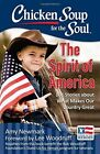 Chicken Soup for the Soul: The Spirit of America by Amy Newmark (Paperback, 2016)