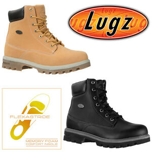 65fb19a168 NEW LUGZ EMPIRE HI WR Empire Hi WR is a water resistant and slip ...