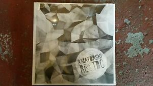 AMATORSKI-RE-TBC-LP-VINYL-NEW-SEALED