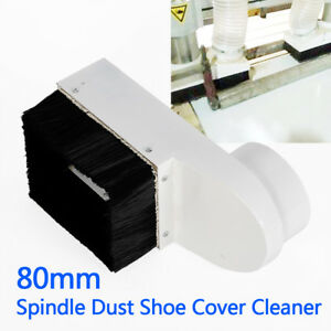 Dust-Shoe-Cover-Cleaner-Upgraded-For-80mm-Spindle-CNC-Engraving-Milling-Machine