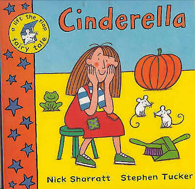 , Lift-the-flap Fairy Tales: Cinderella, Very Good Book