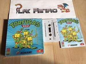 Msx-tortugas-ninja-completo-version-espanola