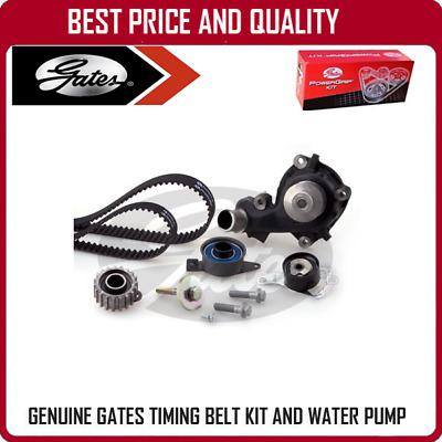 GATES KP35451XS-3 Water Pump /& Timing Belt Kit