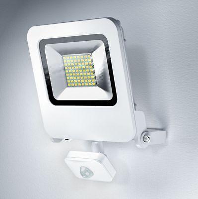 LEDVANCE Endura Flood LED 10W DG 3000K Warm white Fluter Floodlight IP65 Grau