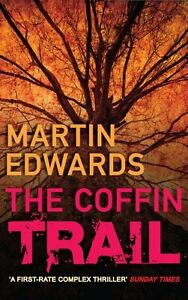 Martin-Edwards-The-Coffin-Trail-Tout-Neuf-Livraison-Gratuite-Ru