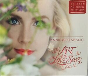 Annie-Moses-Band-The-Art-of-the-Love-Song-New-CD-PBS