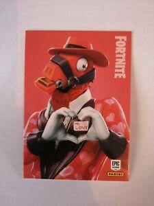 Carte-panini-FORTNITE-serie-1-Trading-card-188-HEARTBREAKER-Rare