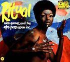 Ritual [Digipak] by Nico Gomez & His Afro Percussion Inc. (CD, Apr-2013, Omega)