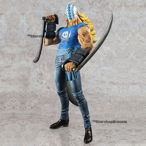 One Piece - Killer Limited Edition Limited 1 8 PVC PVC PVC Figura P. O. P. Megahouse ecb437
