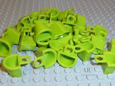 LEGO® 30x Rucksack Korb Tragekorb 4523 in lime hellgrün für Castle City NEUWARE