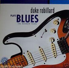 Duke Robillard - Plays Blues:The Rounder Years (CD 1998 Bullseye) VG++ 9/10