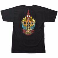 Dogtown Ben Schroeder Pro Model Skateboard T Shirt Black Large on Sale