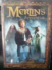 Merlin's Apprentice (DVD, 2006, Full Frame) WORLDWIDE SHIP AVAIL!