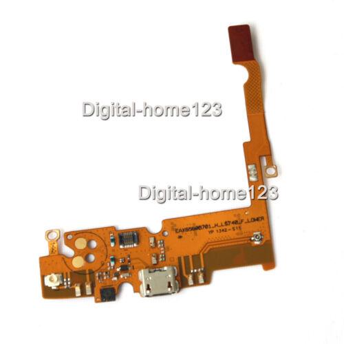New Flex cable ribbon Charger usb dock port chaeging For LG Volt LS740
