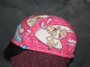 CYCLING CAP ONE SIZE HANDMADE IN USA 100/% COTTON