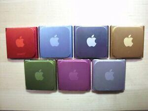 Apple Ipod Nano 6th Generation 8 16 Gb Refurbished All Colors Guaranteed Ebay