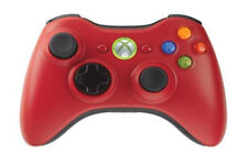 Xbox 360 Limited Edition Red Wireless Controller and Play & Charge Kit, (Xbox 36