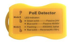 Power over ethernet poe detector identify poe methodvoltage image is loading power over ethernet poe detector identify poe method publicscrutiny Choice Image