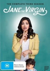 Jane-The-Virgin-Season-3-DVD-2017-5-Disc-Set-New-Sealed-Region-4