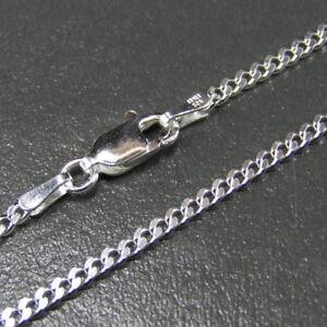Das Bild wird geladen Panzerkette-Silberkette-Echt-925-Sterlingsilber- Halskette-3mm-Silber- d5972de6b6