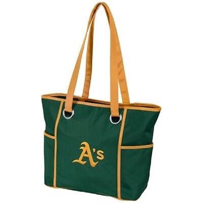 Neu Mlb Deluxe Einkaufstasche Lizenziert Oakland A's Athletics Geschenk Fanartikel
